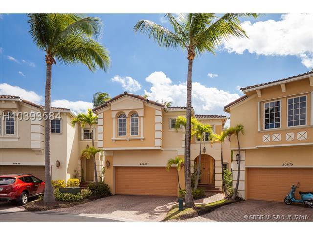 20865 30th Pl, Aventura, FL 33180 (MLS #H10393584) :: Green Realty Properties