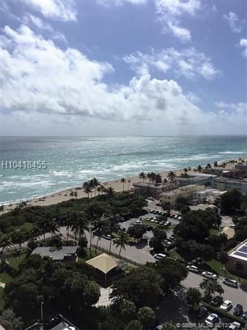 1201 Ocean Dr 1910S, Hollywood, FL 33019 (MLS #H10418455) :: Green Realty Properties