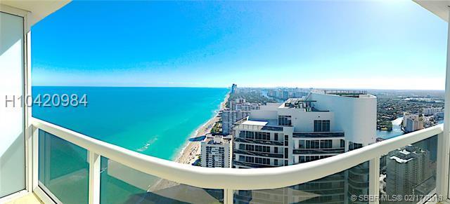 1830 Ocean Dr #4805, Hallandale, FL 33009 (MLS #H10420984) :: Green Realty Properties