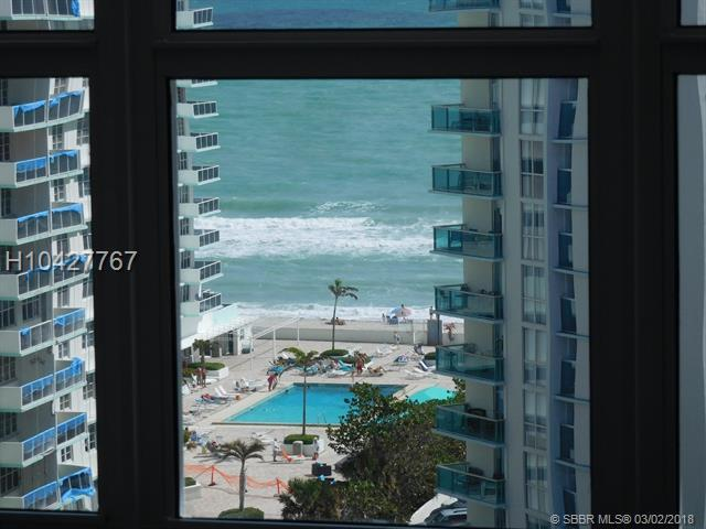 3800 Ocean Dr #1418, Hollywood, FL 33019 (MLS #H10427767) :: Green Realty Properties