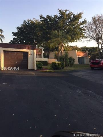 9826 65th Pl D18, Tamarac, FL 33321 (MLS #H10428484) :: Green Realty Properties