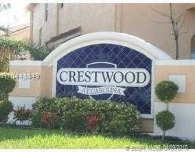 2911 Crestwood Ter #5201, Margate, FL 33063 (MLS #H10448049) :: Green Realty Properties