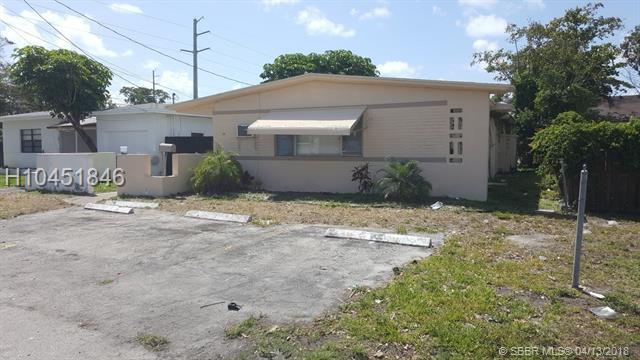 105 10th St, Hallandale, FL 33009 (MLS #H10451846) :: Green Realty Properties