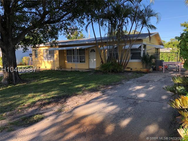 2820 11th Ave, Pompano Beach, FL 33064 (MLS #H10455987) :: Green Realty Properties