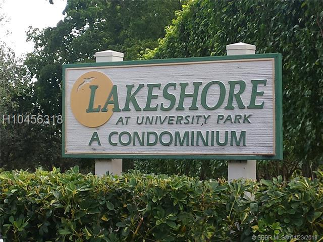 8550 Sherman Cir #403, Miramar, FL 33025 (MLS #H10456318) :: Green Realty Properties