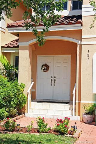 3851 170 #3851, Miramar, FL 33027 (MLS #H10456401) :: Green Realty Properties