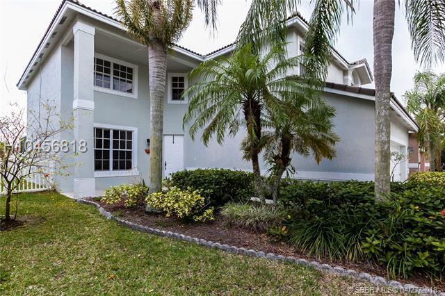 16280 17th St, Pembroke Pines, FL 33028 (MLS #H10456818) :: Green Realty Properties