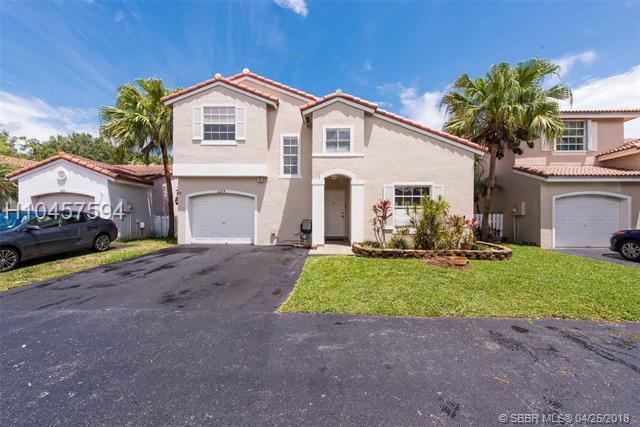 1235 125th Ter, Sunrise, FL 33323 (MLS #H10457594) :: Green Realty Properties