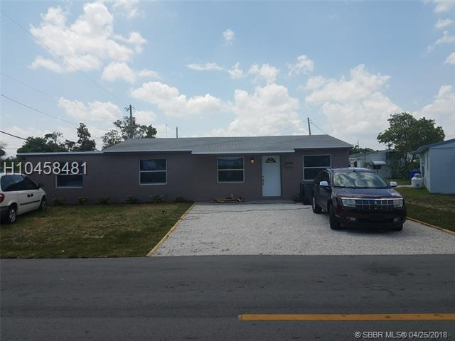 1610 22 Ave, Hollywood, FL 33020 (MLS #H10458481) :: Green Realty Properties