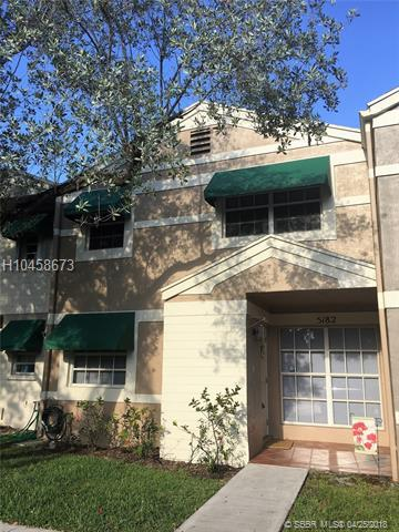 5182 Lake Loop Rd #5182, Cooper City, FL 33330 (MLS #H10458673) :: Green Realty Properties