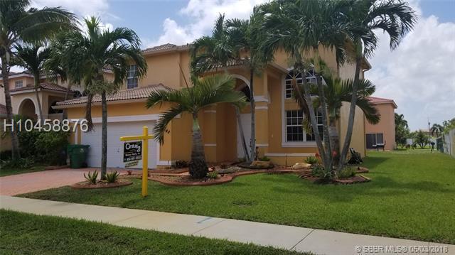 5348 132nd Avenue, Miramar, FL 33027 (MLS #H10458876) :: Green Realty Properties