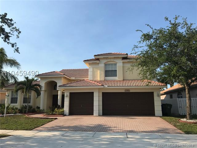 13985 22nd Ct, Pembroke Pines, FL 33028 (MLS #H10459490) :: Green Realty Properties