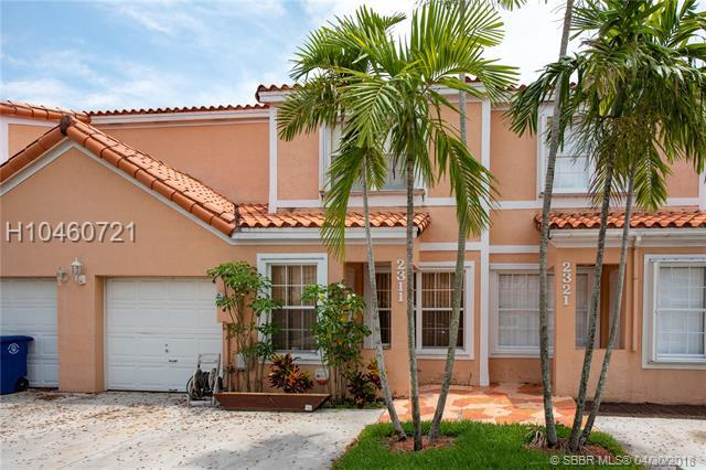 2311 84th Way #2311, Miramar, FL 33025 (MLS #H10460721) :: Green Realty Properties