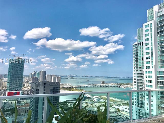 133 2 #2604, Miami, FL 33132 (MLS #H10461185) :: Green Realty Properties