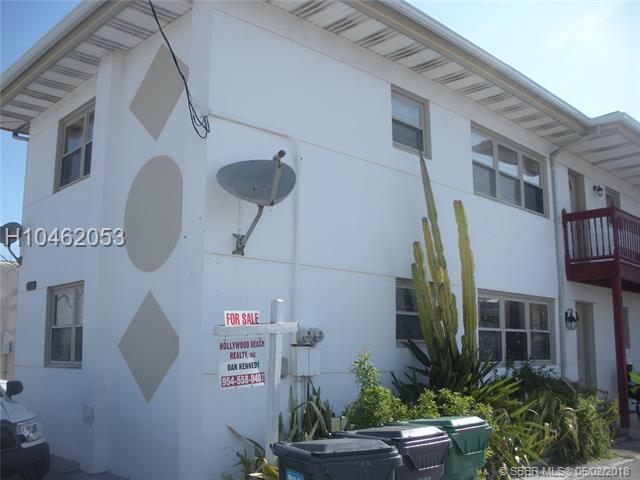 2305 Ocean Dr, Hollywood, FL 33019 (MLS #H10462053) :: Green Realty Properties