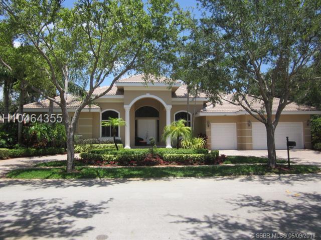 3301 Water Oak St, Fort Lauderdale, FL 33312 (MLS #H10464355) :: Green Realty Properties