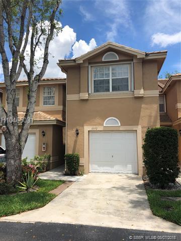 10192 Royal Palm Blvd 804-8, Coral Springs, FL 33065 (MLS #H10465031) :: Green Realty Properties