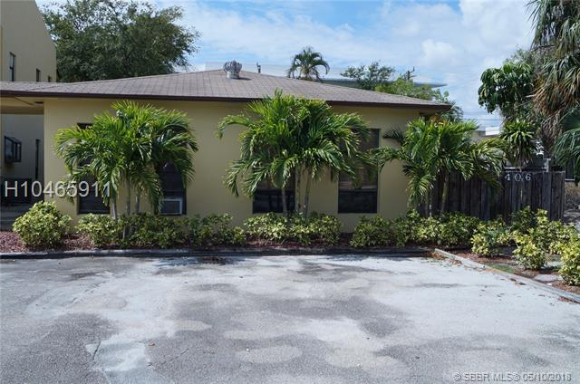 406 11th Ct, Fort Lauderdale, FL 33316 (MLS #H10465911) :: Green Realty Properties