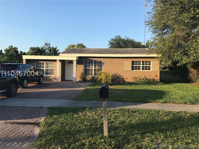 109 Marion Rd, West Park, FL 33023 (MLS #H10467004) :: Green Realty Properties