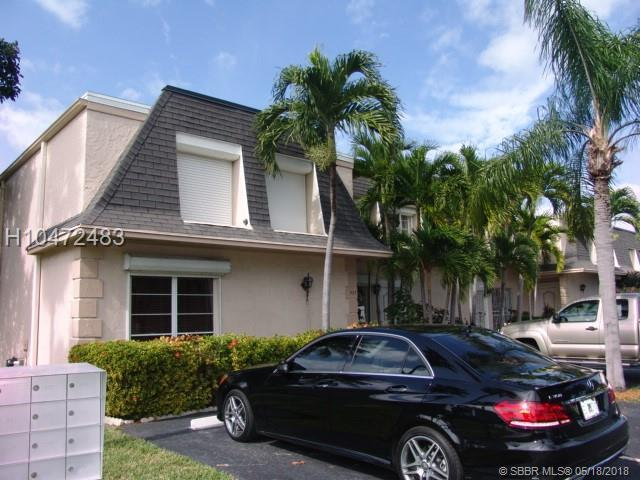 937 26th Ave #937, Hallandale, FL 33009 (MLS #H10472483) :: Green Realty Properties