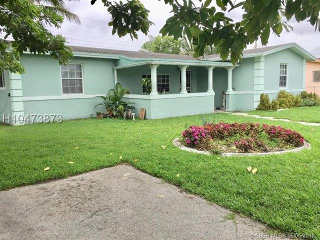 12120 22nd Ct, Miami, FL 33167 (MLS #H10473873) :: RE/MAX Presidential Real Estate Group
