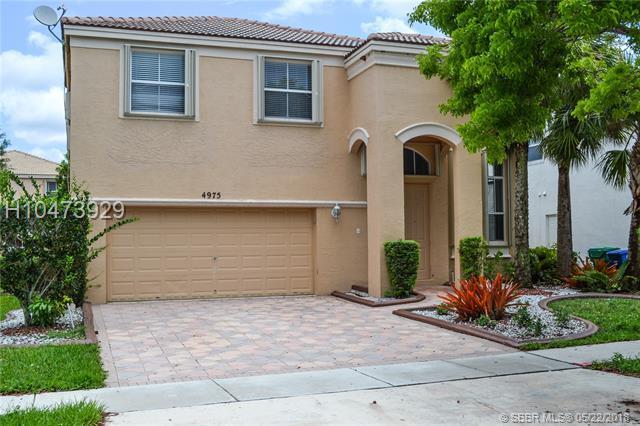 4975 164th Ave, Miramar, FL 33027 (MLS #H10473929) :: Green Realty Properties