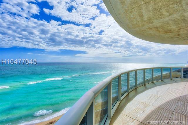 15901 Collins Ave #801, Sunny Isles Beach, FL 33160 (MLS #H10477045) :: Green Realty Properties
