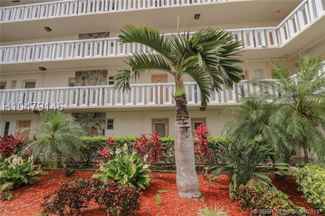 1889 Ocean Dr #104, Hallandale, FL 33009 (MLS #H10479146) :: Green Realty Properties