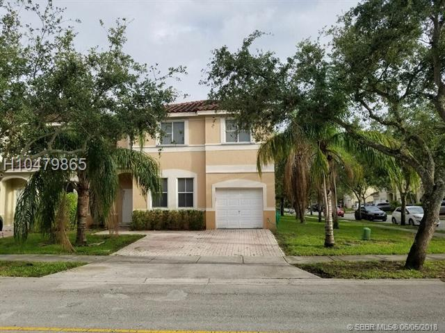 17134 33rd Ct #17134, Miramar, FL 33027 (MLS #H10479865) :: Green Realty Properties