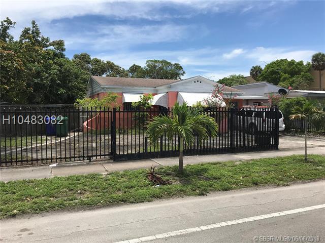 588 46th St, Miami, FL 33127 (MLS #H10483082) :: Green Realty Properties
