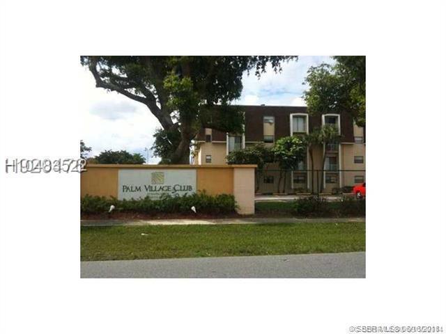 500 2nd St #308, Dania Beach, FL 33004 (MLS #H10483522) :: Green Realty Properties