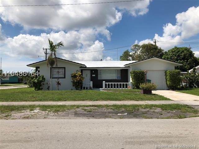 100 188th St, Miami Gardens, FL 33169 (MLS #H10488164) :: Green Realty Properties