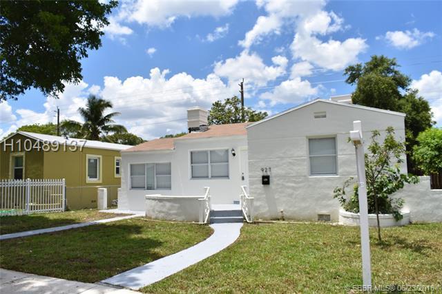 927 47th Ter, Miami, FL 33127 (MLS #H10489137) :: Green Realty Properties