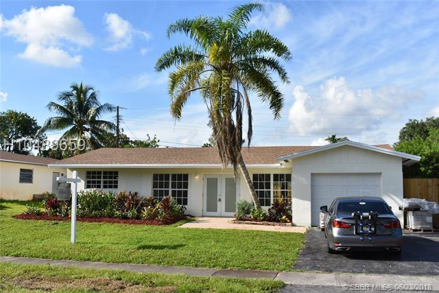 4514 3rd Ct, Plantation, FL 33317 (MLS #H10489659) :: Green Realty Properties