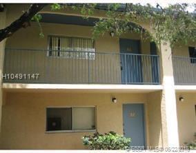 7617 42nd Pl #215, Sunrise, FL 33351 (MLS #H10491147) :: Green Realty Properties