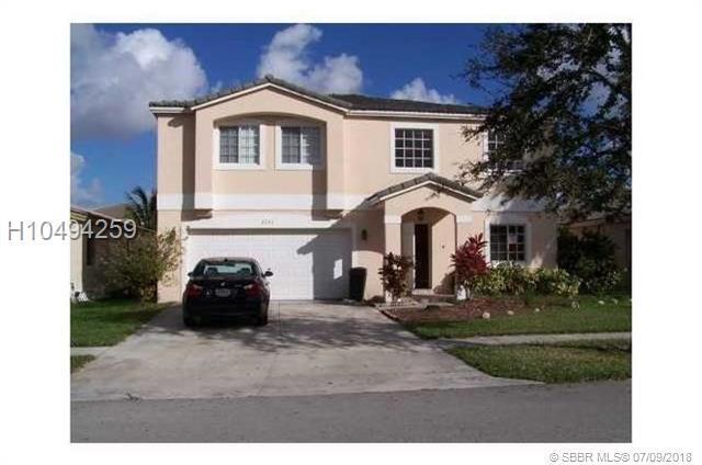 2131 106th Ave, Miramar, FL 33025 (MLS #H10494259) :: Green Realty Properties