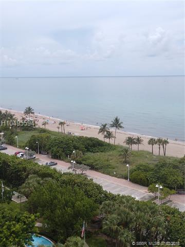 1201 Ocean Dr 1201S, Hollywood, FL 33019 (MLS #H10495594) :: Green Realty Properties
