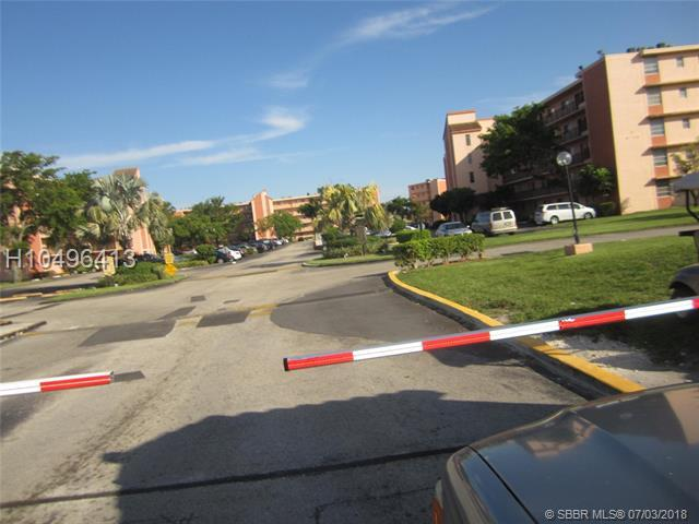 8700 Sherman Cir #308, Miramar, FL 33025 (MLS #H10496413) :: Green Realty Properties
