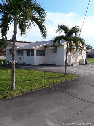136 2nd Ave, Hallandale, FL 33009 (MLS #H10497203) :: Green Realty Properties