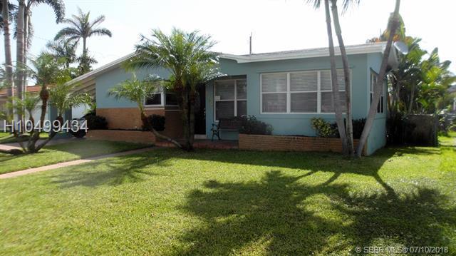 2107 14 Ter, Hollywood, FL 33019 (MLS #H10499434) :: Green Realty Properties