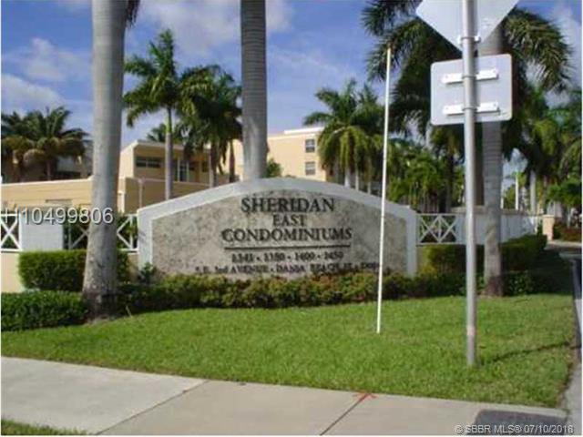 1341 3RD AVENUE #202, Dania Beach, FL 33004 (MLS #H10499806) :: Green Realty Properties