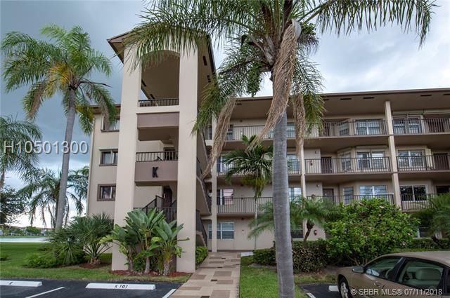 13255 16th Ct K401, Pembroke Pines, FL 33027 (MLS #H10501300) :: Green Realty Properties