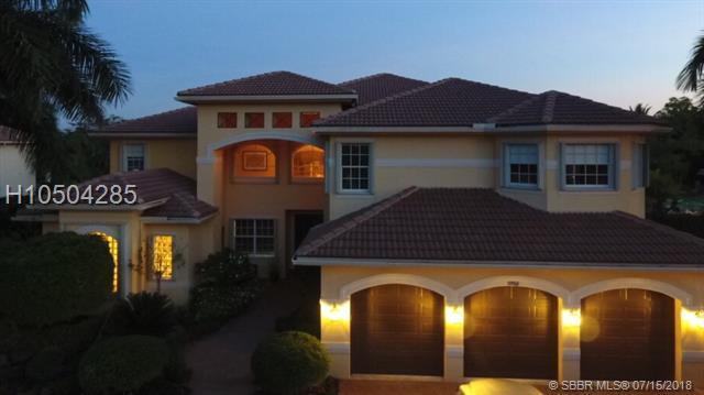 10968 Garden Ridge Ct, Davie, FL 33328 (MLS #H10504285) :: Green Realty Properties