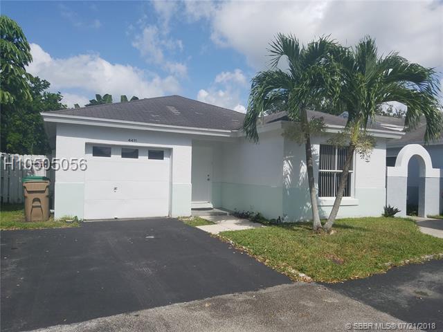 4411 72nd Ter, Davie, FL 33314 (MLS #H10505056) :: Green Realty Properties