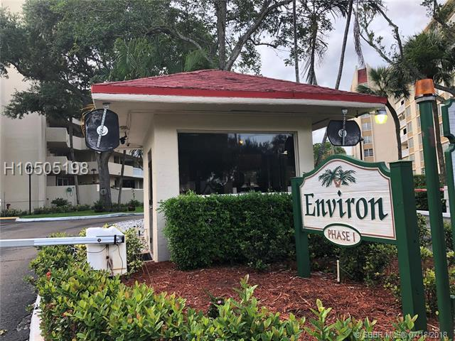 7011 Environ Blvd #109, Lauderhill, FL 33319 (MLS #H10505198) :: Green Realty Properties