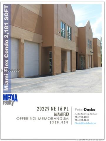 20229 16th Pl #20229, Miami, FL 33179 (MLS #H10509980) :: Green Realty Properties