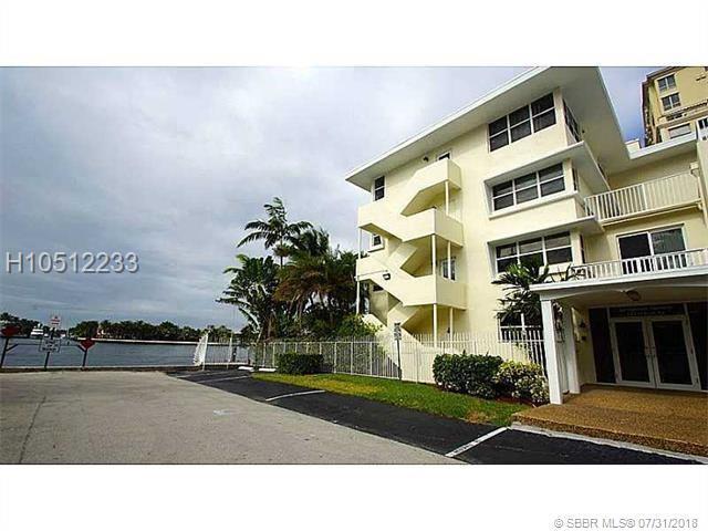 125 Birch Rd #107, Fort Lauderdale, FL 33304 (MLS #H10512233) :: Green Realty Properties