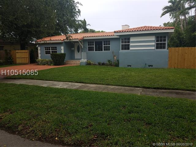 9425 2nd Pl, Miami Shores, FL 33150 (MLS #H10515085) :: Green Realty Properties