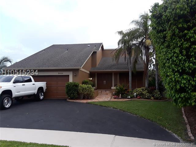 9444 46 St, Sunrise, FL 33351 (MLS #H10515234) :: Green Realty Properties