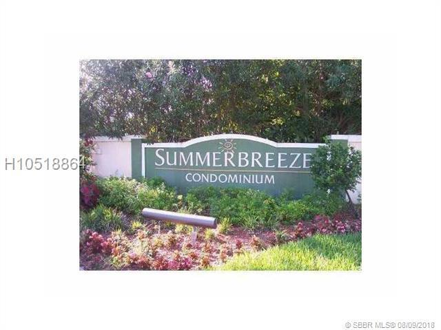 9999 Summerbreeze Dr #414, Sunrise, FL 33322 (MLS #H10518864) :: Green Realty Properties